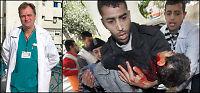 Norsk lege i Gaza til VG Nett: - Nå begynner jeg å grine igjen