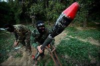 Tre måneder gammel baby skadet av Hamas-rakett