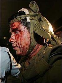 Israelsk soldater drept av egne styrker