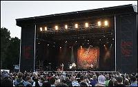Garanterer for festival på Hove