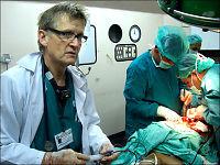 Kritisk på sykehuset i Gaza