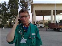 De norske legene er ute av Gaza