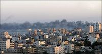 Israel nærmer seg Gaza by
