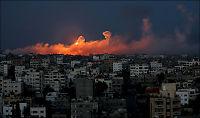 FN gjenopptar hjelpearbeid på Gazastripen