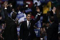 Obama begynner jakt på Midtøsten-fred straks