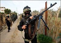 - Soldater kler seg ut som Hamas-soldater