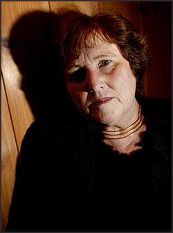VOLDSFORSKER: Ragnhild Bjørnebekk frykter økt rekruttering til kriminelle og ekstreme miljøer nå kan oppleve økt tilstrømming av medlemmer. Foto: Anne Elisabeth Næss
