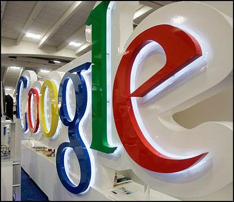 DOMINANT: Google er en mektig faktor i merkevareverden. Foto: AP