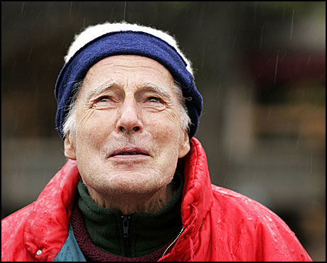 DØD: Arne Næss (1912-2009) Foto: Scanpix
