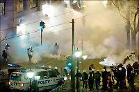 - Stor politiaksjon etter Blitz-plakat