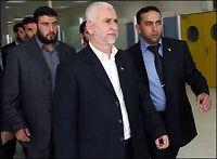 Hamas-minister drept av Israel