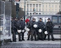 Politiet: - Ikke tiden for uverdige markeringer