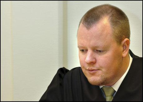 FORSVARER: Advokat Tollef Skobba. Foto: Ståle Weseth/Laagendaldsposten