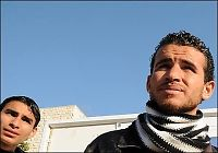 - Vi orker ikke en ny intifada