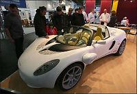 Rinspeed sQuba: Verdens første undervannsbil