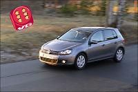 Test av Volkswagen Golf TDI DPF: Klassevinneren