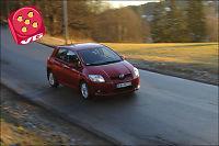 Test av Toyota Auris 1,4 D: Et trygt kjøp