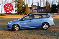 Test av Ford Focus ECOnetic: Best på miljø
