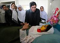 Afghanske jenter presses ut av skolen