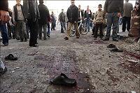 Israelske granater drepte over 40 sivile utenfor FN-skole på Gaza - ikke inni