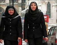 Sier ja til politi-hijab