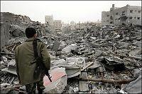Giftig betongskrot må fjernes fra Gaza
