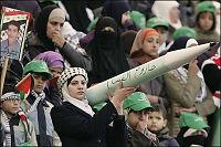 Rakett fra Gaza rammet Israel