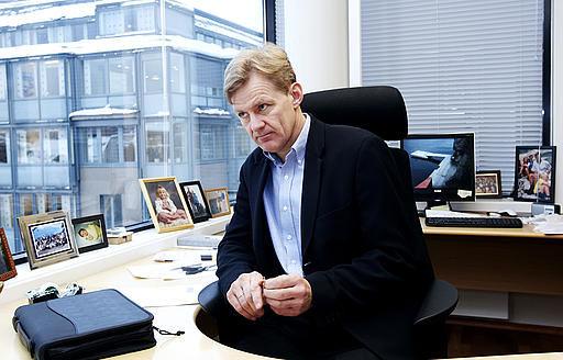PESSIMIST: Jan Egeland mener det er lite grunn til optimisme etter tirsdagens valg i Israel. Foto: Scanpix