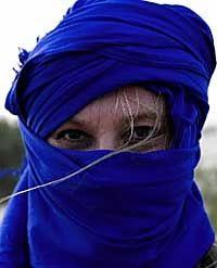 NORSK NOMADE: Skulle journalisten blitt igjen der og levd som nomade i ørkenen? Foto: Terje Bringedal