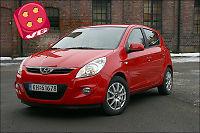 Test av Hyundai i20: Stiv og stilfull