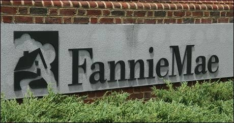 UTLÅNSGIGANT: Fannie Mae er sammen med Freddie Mac de to store banklånsgigantene som i fjor fikk store problemer i USA. Foto: AFP