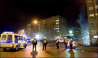 Politisjefen i Rosengård «arresterer» Siv Jensen
