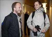 Pirate Bay-folkene festet etter rettssaken
