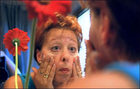 Hormonforandringer fører til vektøkning i overgangsalderen. Foto: Annemor Larsen