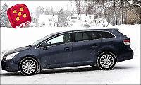Test av Toyota Avensis: Hakk i hæl