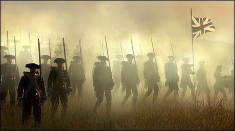 Skjermbilde fra PC-spillet Empire: Total War. Foto: CREATIVE ASSEMBLY/SEGA