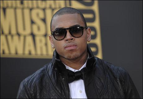 UTTALTE SEG: Artisten Chris Brown (19) offentliggjorde forrige søndag en uttalelse, der han sier at han skal bli et bedre menneske. Foto: AP
