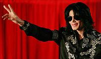 Michael Jackson trøster Jade Goody