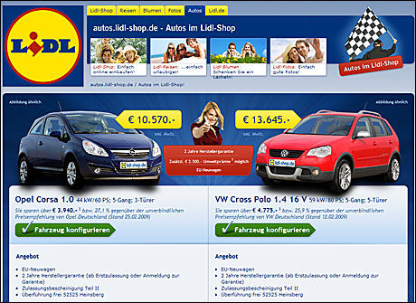 Kjøpe bil fra tyskland