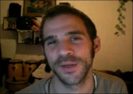 NYSKAPENDE: Ophir «Kutiman» Kutiel (27) lever som musiker i hjemlandet Israel. Foto: YouTube