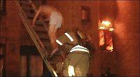 Mann pågrepet for brann i Urtegata