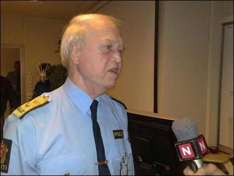 ANMELDT: Politimester Truls Fyhn i Tromsø er anmeldt. Foto: