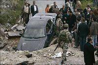 PLO-topp drept av bilbombe i Libanon