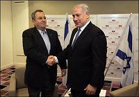 Netanyahu og Barak enige om regjeringssamarbeid