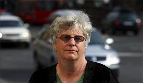 RETTSMEDISINER: Randi Rosenqvist, leder for Rettsmedisinsk kommisjon, mener at psykotiske schizofrene får for dårlig oppfølging i psykiatrien. Foto: Tore Kristiansen