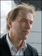 Produktspesialist Trond Sliper hos Canon tror EOS 500D blir lokotmotivet i det norske speilrefleksmarkedet i 2009.