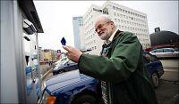 NRK-journalist i parkeringstrøbbel