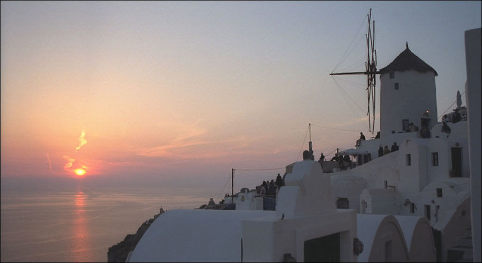 Slik kommer du til din greske drømmeøy - Reisereportasjer - VG