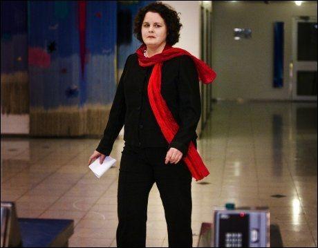 FIKK KRITIKK: Næringsminister Sylvia Brustad. Foto: Frode Hansen