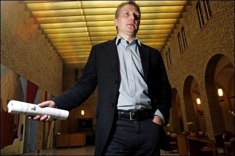 HØRING: Frps Øyvind Korsberg vil kalle næringsministeren inn på teppet i Stortinget. Foto: Frode Hansen